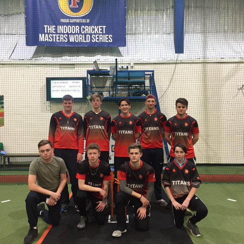 North Midd win National Indoor U17 in Birmingham (updated)