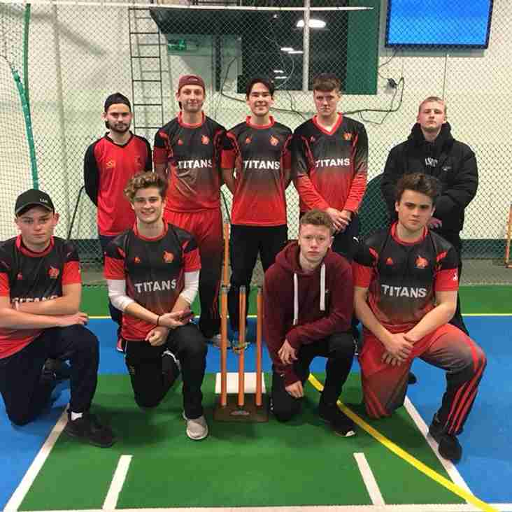 North Midd beaten in final of U22 British Open Indoor