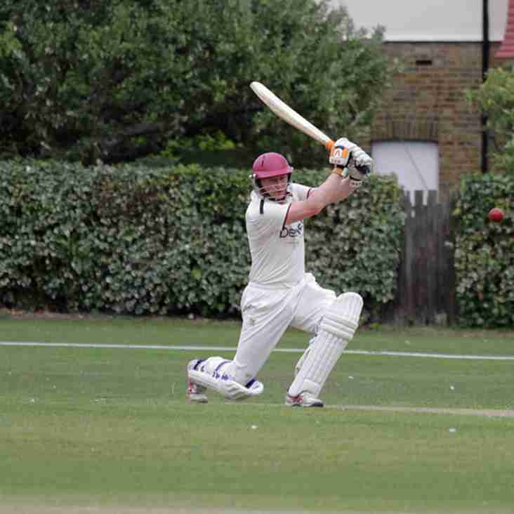 Captain Hughes proud of North Middlesex's 2018 achievements