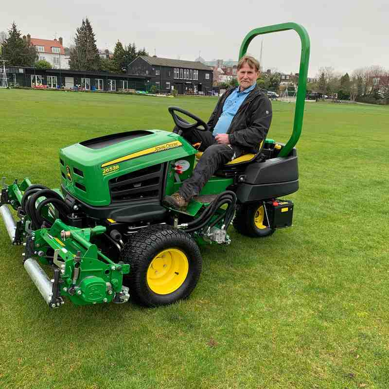 New Mower March 2019