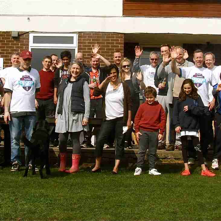 Please help at CricketForce Day this Sunday 7 April
