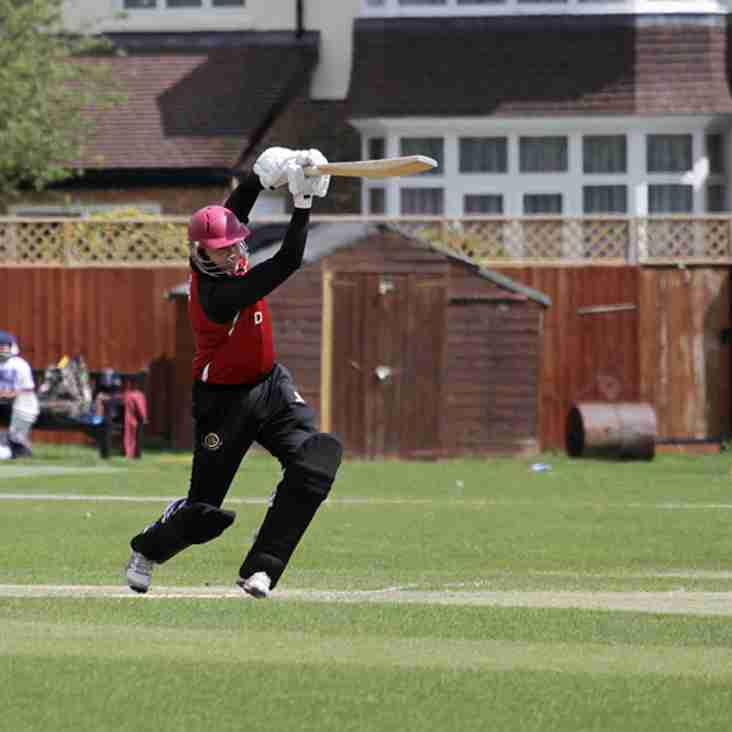 11 May 2019 - League Week 1: Mixed start  - 1s and 2s lose; 3s, 4s and 5s win