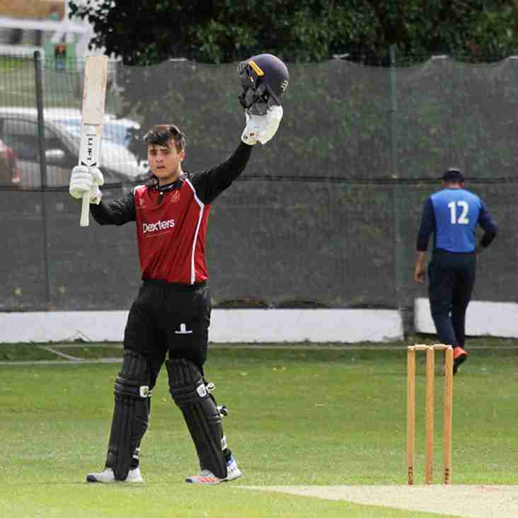 Week 5  – Imperious back to back ton from Crackers sets up win against Stanmore