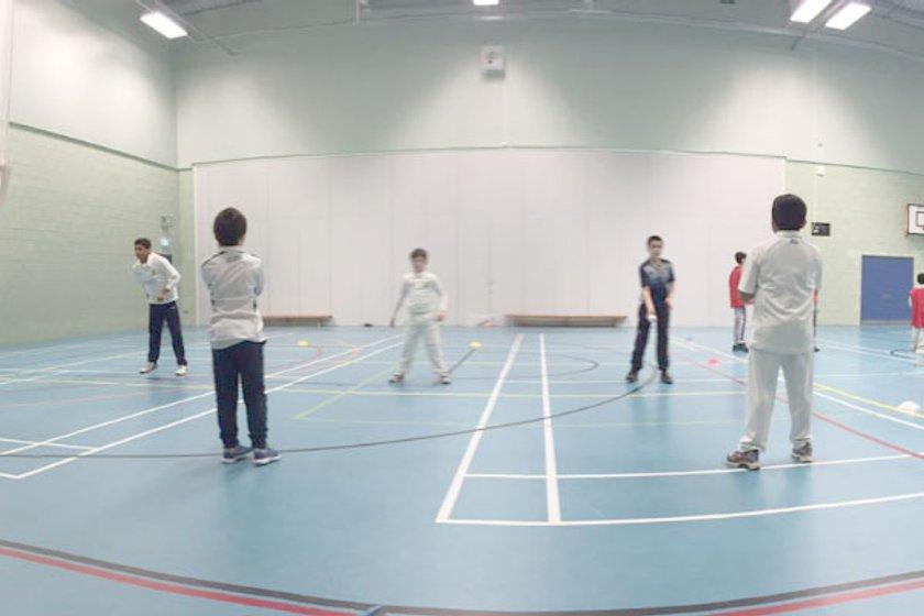 Youth Indoor Training