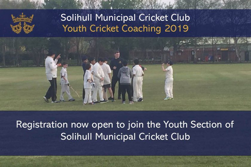 Youth Cricket Coaching