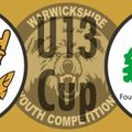 Under 13s win against the Saints in the first round of the cup