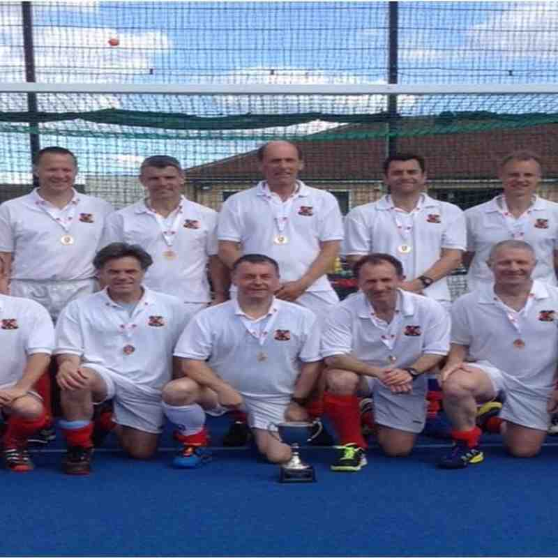 MASTERS HOCKEY - SOUTH O50's 2015