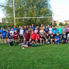 Touch Rugby @ BP RFC kicks off with a bang!