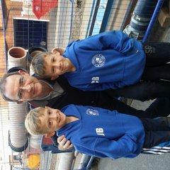 The new recruits - Burnham Juniors Whites (under 7's)