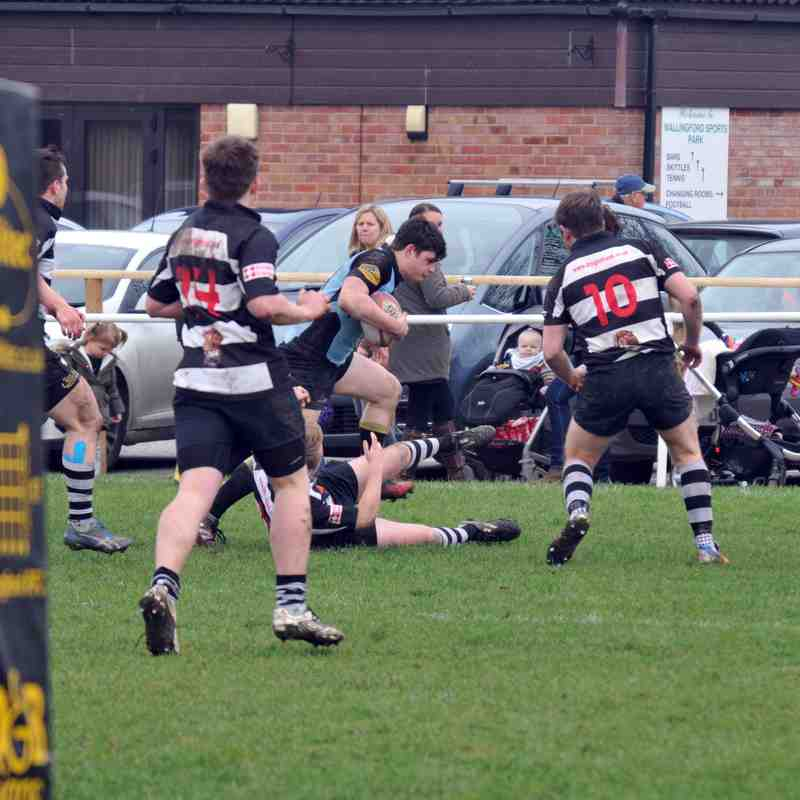 1st XV XV v Stow in the Wold ~ 11 March 2017