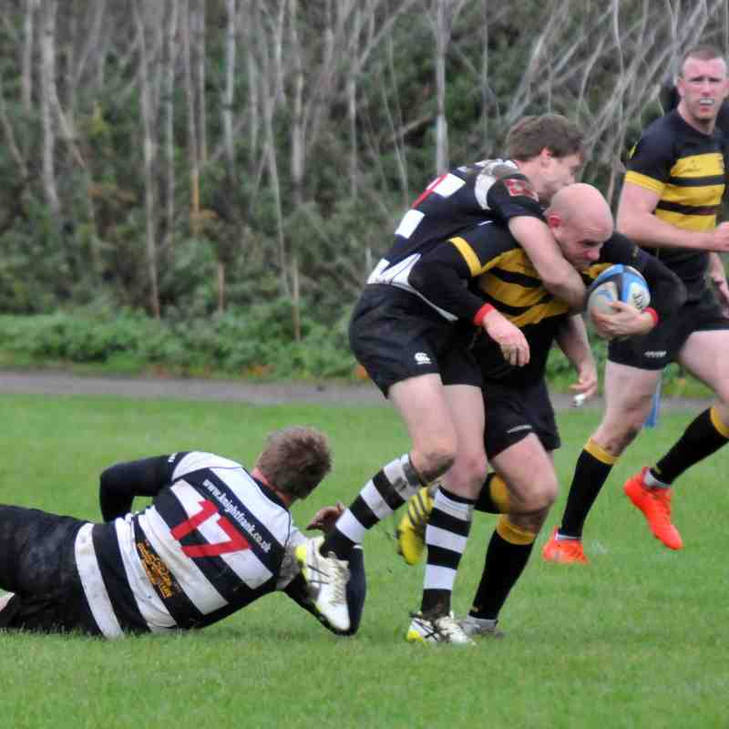 1st XV v Stow on the Wold ~ 11 November 2017