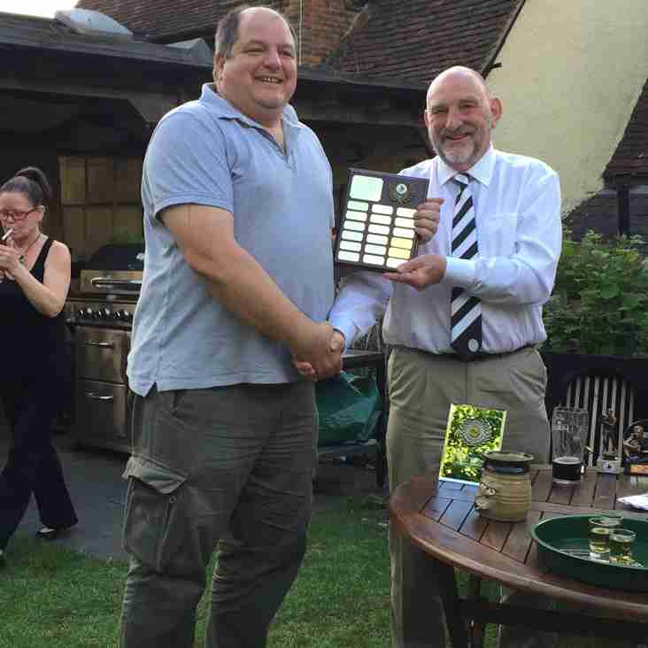 Black Horse RFC Player Awards 2016/17
