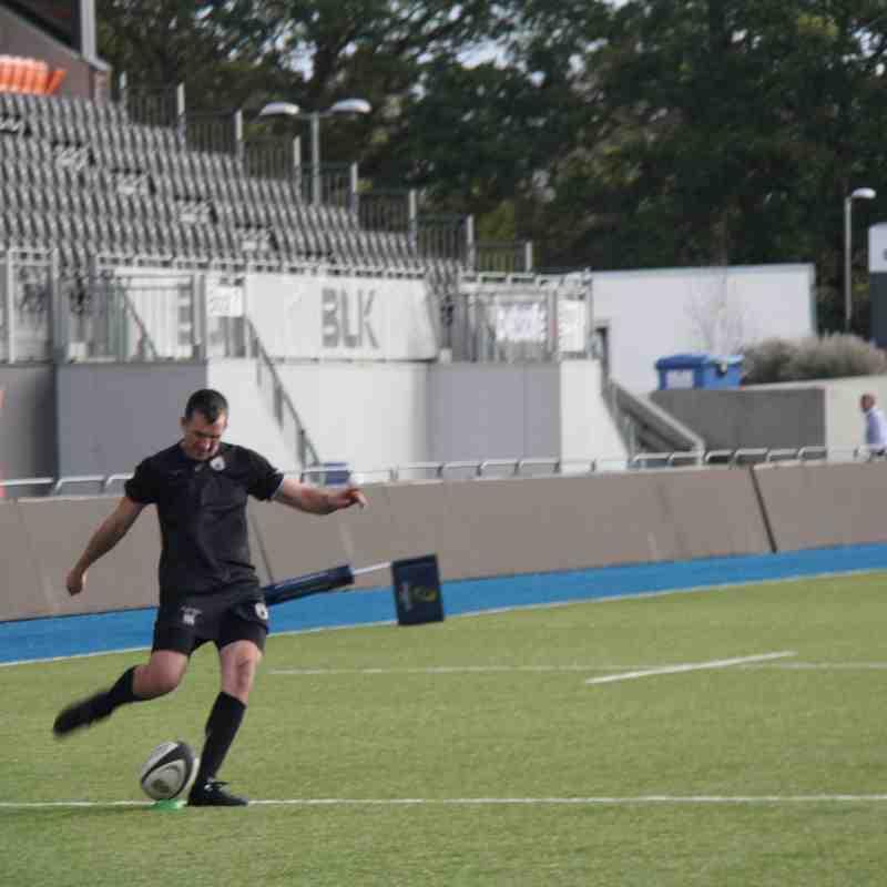Black Horse RFC @ Allianz Park