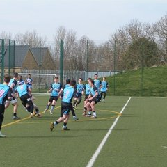 Elmbridge U17s V Croydon 8th March 2014