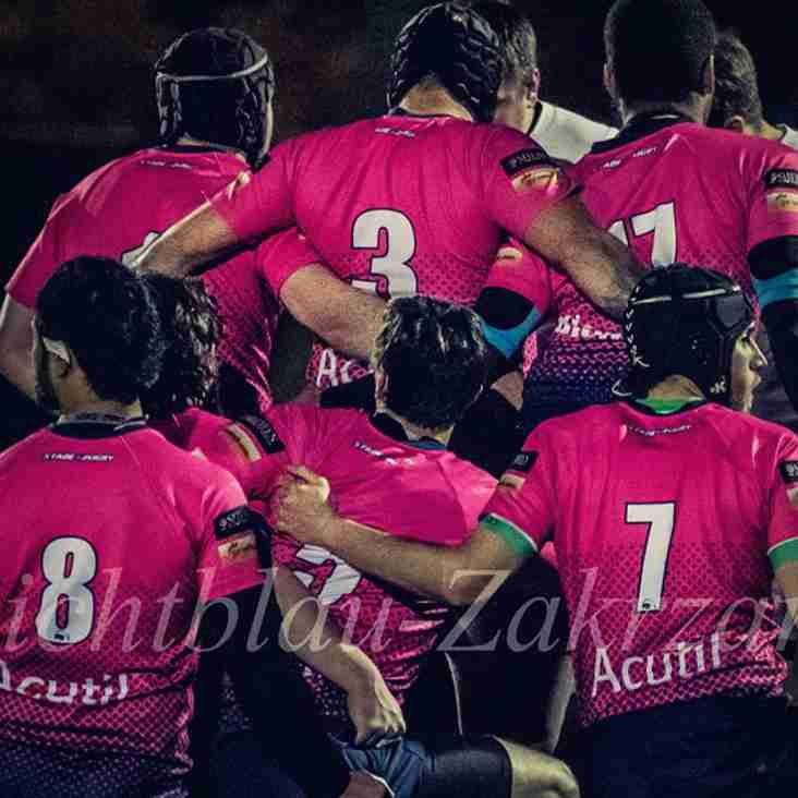 Stade Rugby Club Wien besiegt den amtierenden RU Donau in der wiener Liga