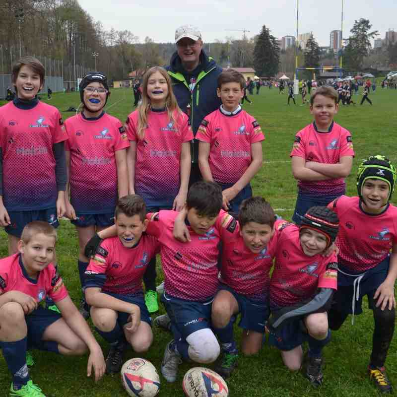 2016 Prague U12 Youth Rugby Festival