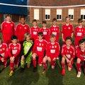 Under 13 Ospreys beat Berewood Panthers 0 - 6