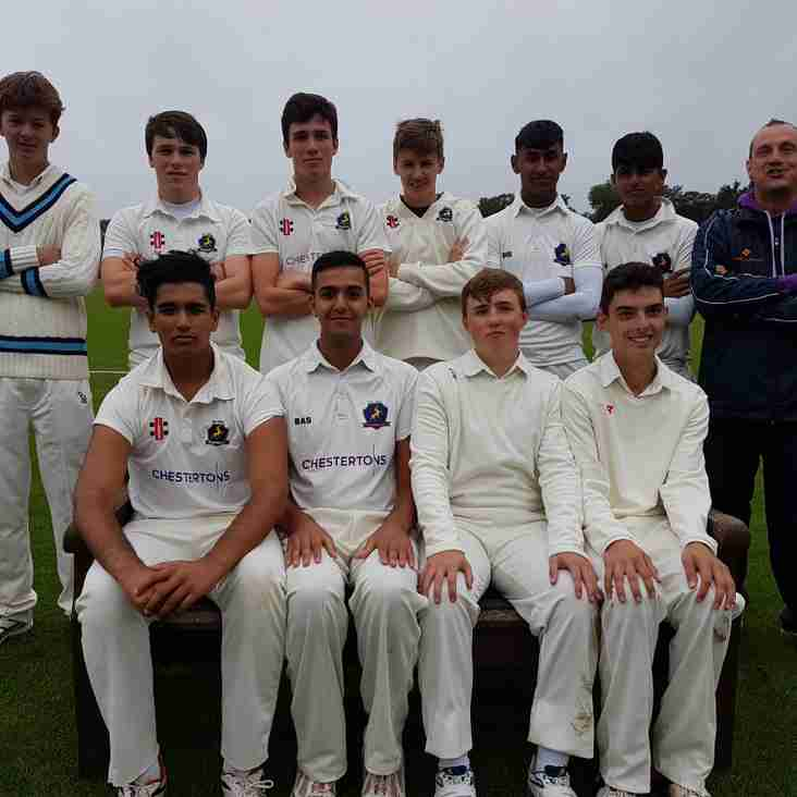 Richmond U17s Crowned 2017 Mid-Surrey Champions