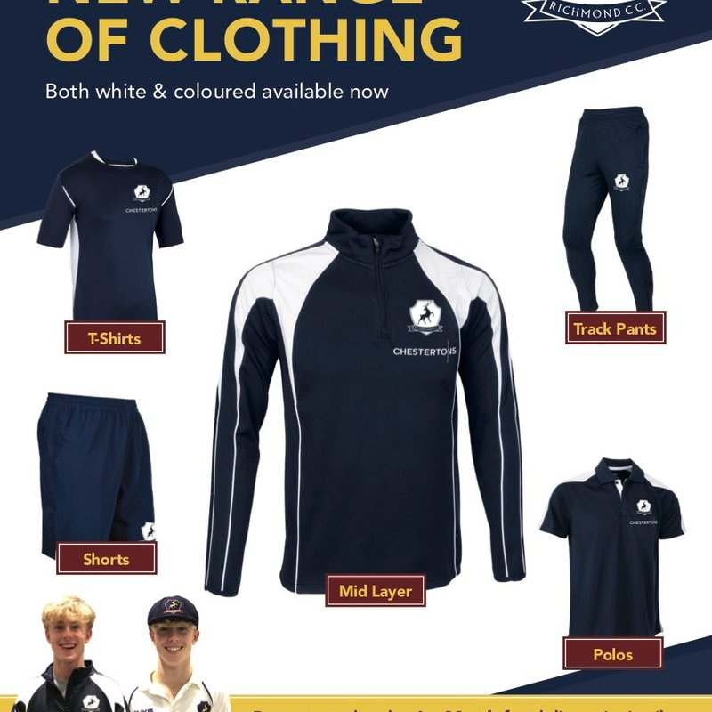 2019 RCC Kit is here - in partnership with VKS