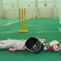 Indoor nets begin on 7th February