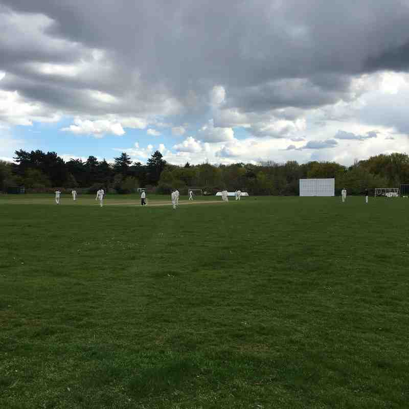 Newman Cricket Ground