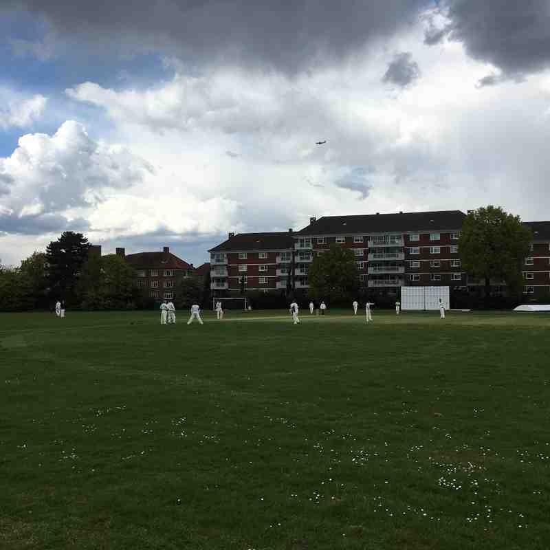 Newman Cricket Ground
