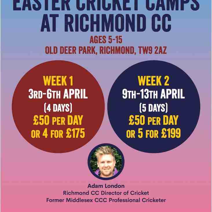 Easter Camps week 2