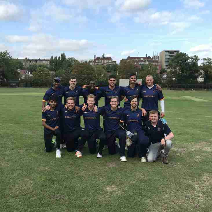 CHAMPIONS OF MIDDLESEX