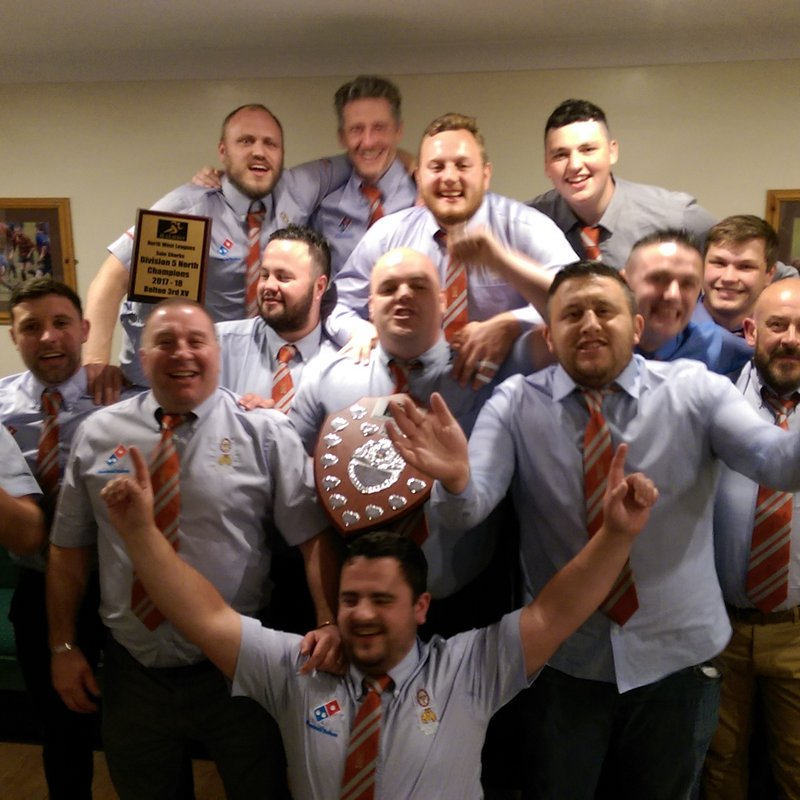 2019 Players Dinner – Friday 3rd May at the Club