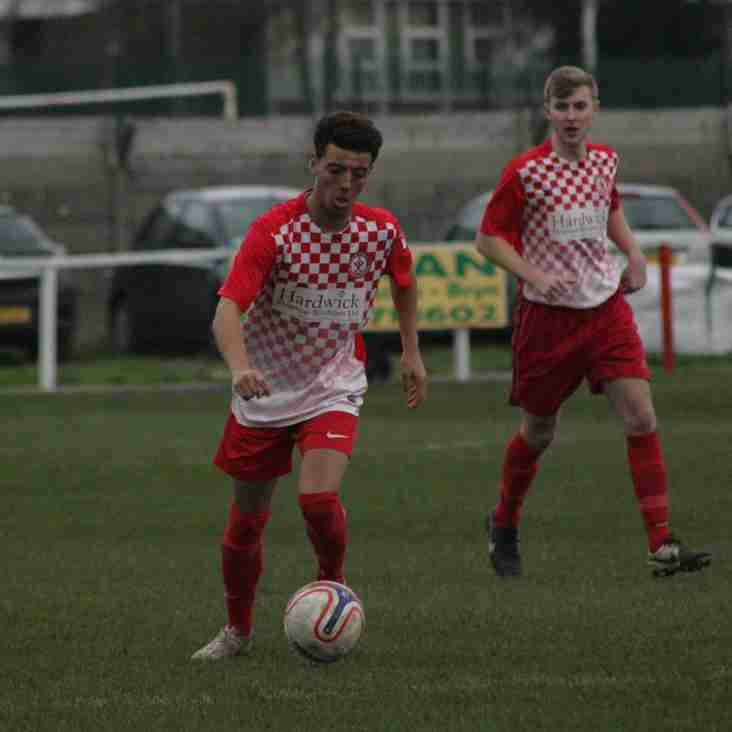 REPORT: Ashton Town 2-2 Holker Old Boys