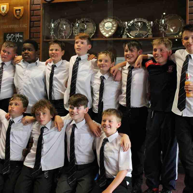 2017-18 U12 Cup game Preston