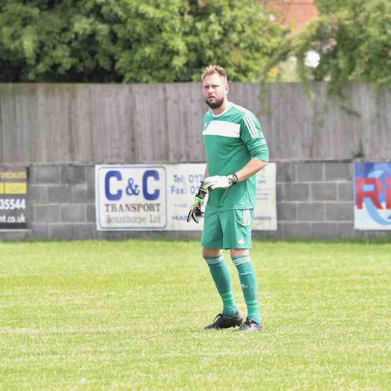 Barton Town Old Boys v Selby Town 11-07-15 by Steve Hope