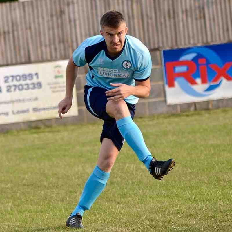 Barton Town Old Boys v Gainsborough Trinity 16-07-15 by John Rudkin