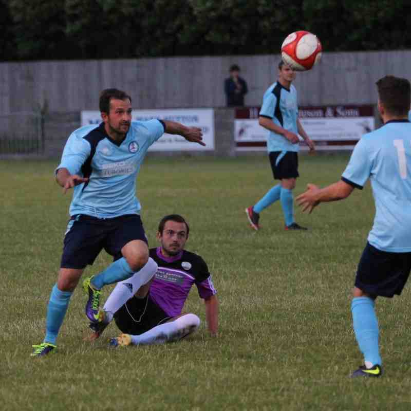 Barton Town Old Boys v Harworth Colliery 22-07-15 by Steve Hope