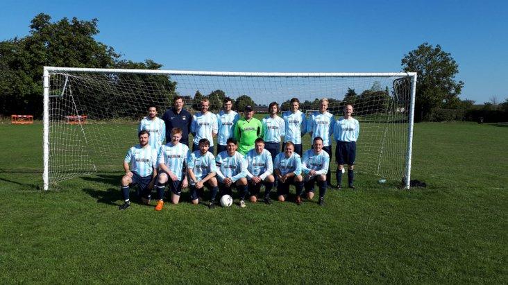 Liberal Club Team Photo
