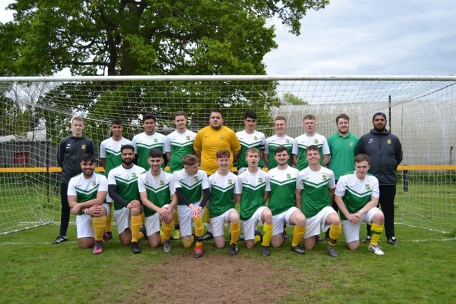 Leamington Hibernians Reserves