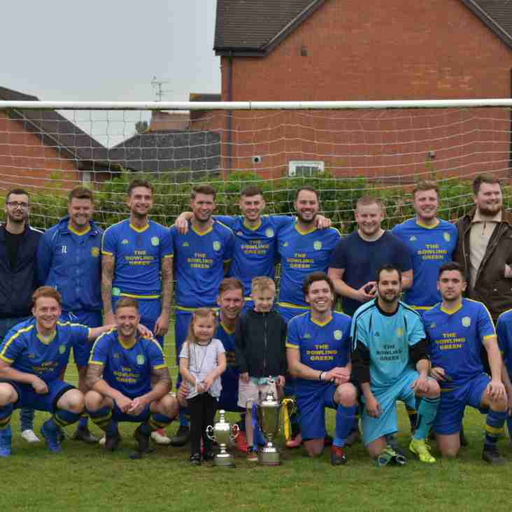 Cancer Research Cup Final - Sunday 19th May 2019
