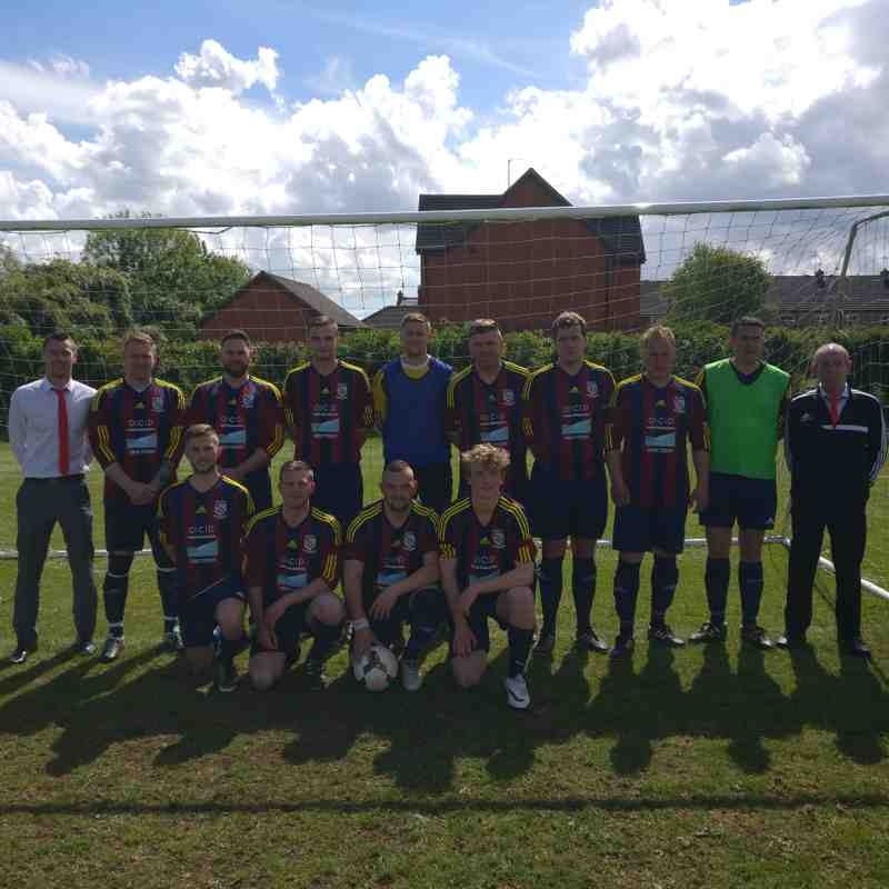 Cancer Supplementary Cup Final - May 2017
