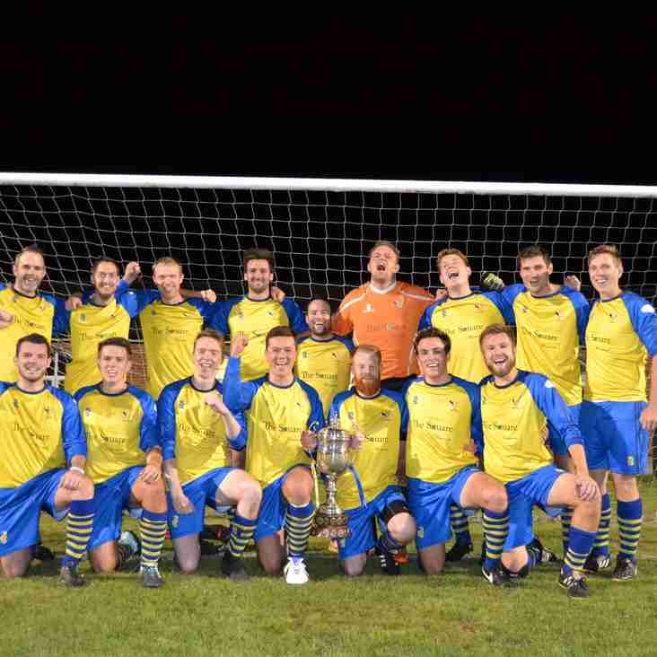 Maurice Billington Memorial Cup Final