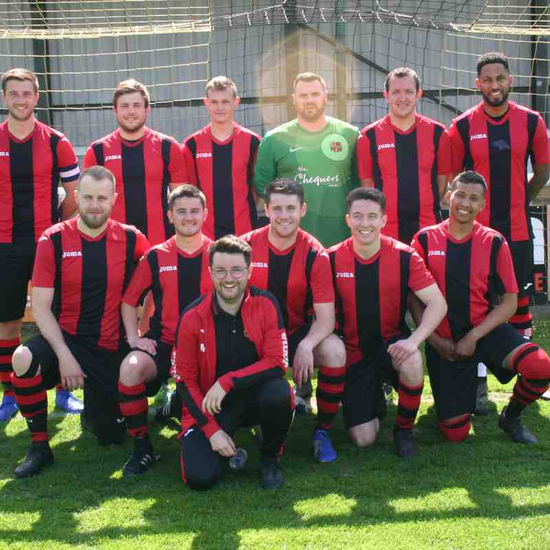 Cancer Research Supplementary Cup Final - May 2019