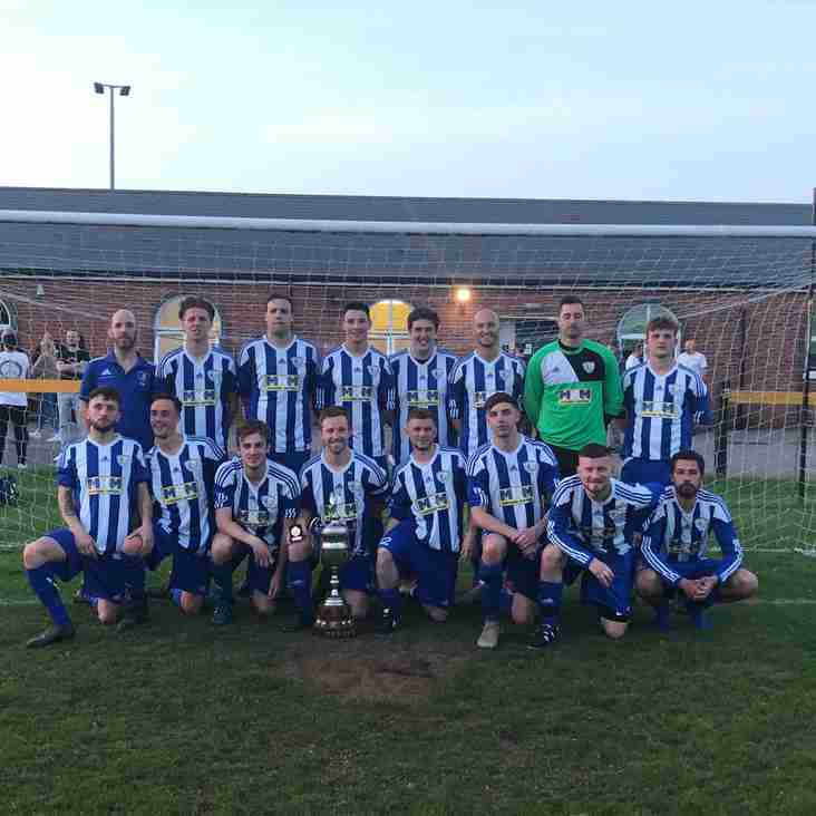 George Dutton Cup Final - Tuesday 14th May 2019