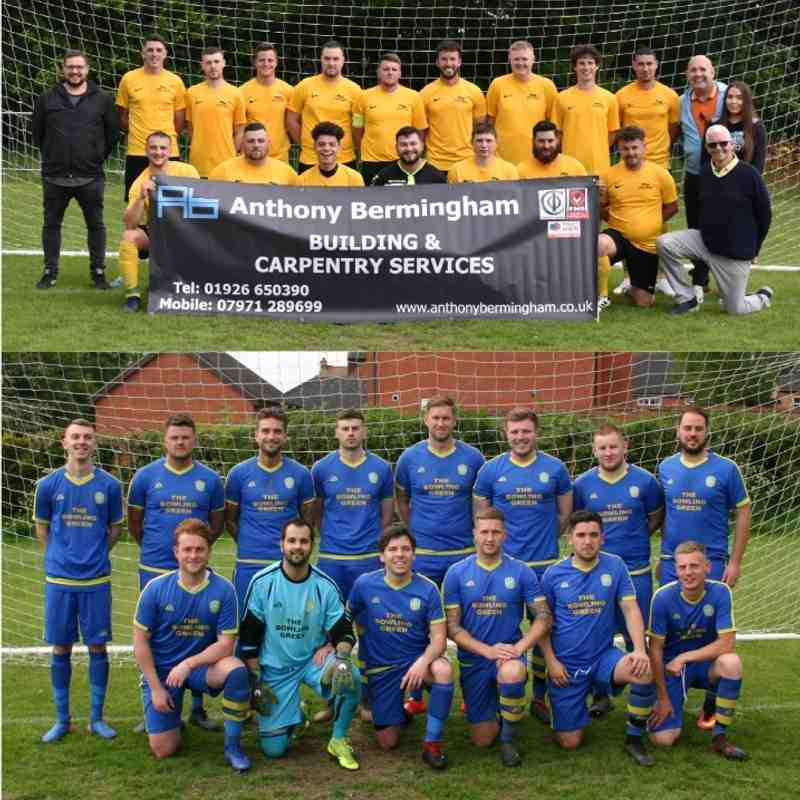 Cancer Research Cup Final - May 2019