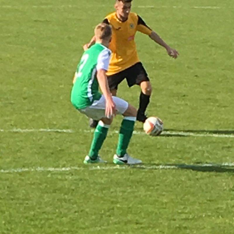 New Mills AFC 7-2 Holker Old Boys