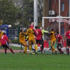 Litherland REMYCA 1-2 New Mills AFC