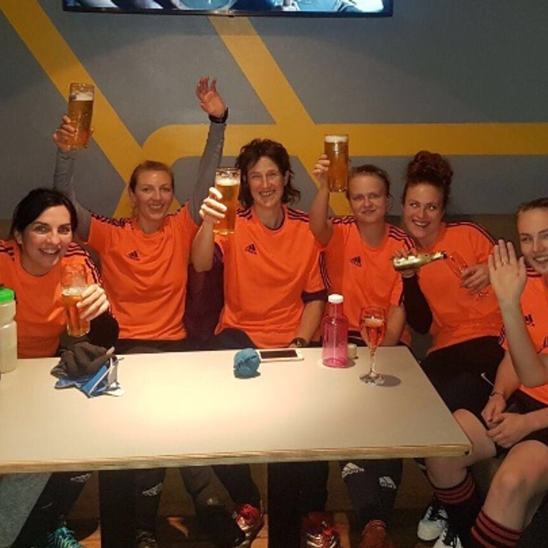 First win for Millers ladies