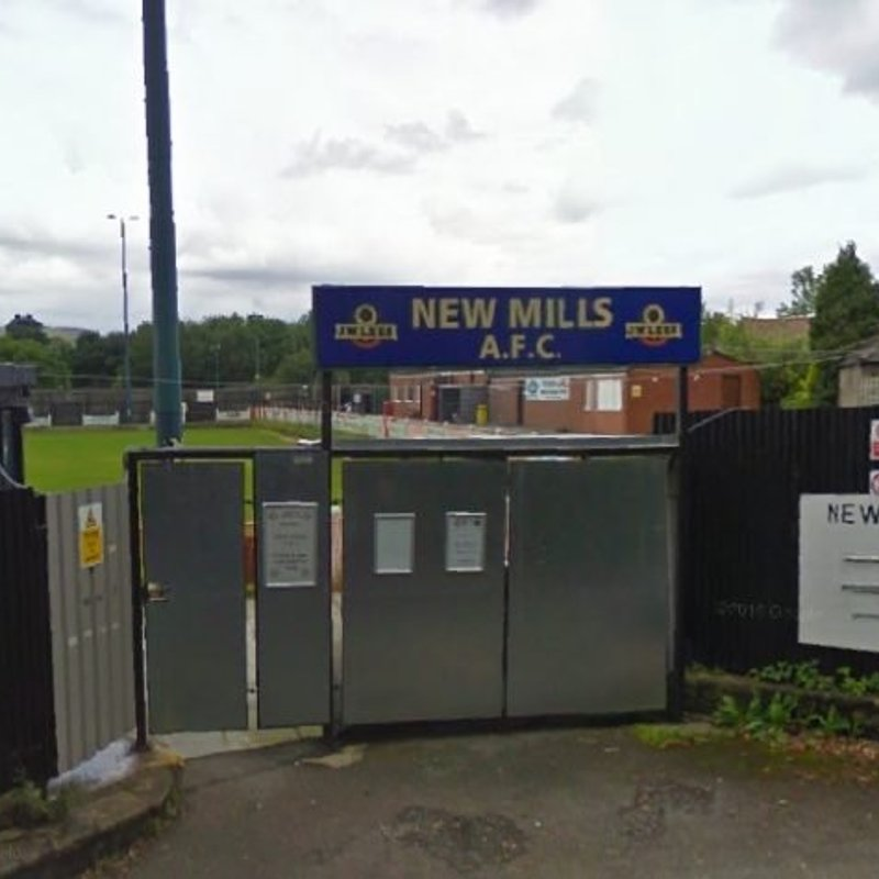 New Mills AFC v Carlisle City