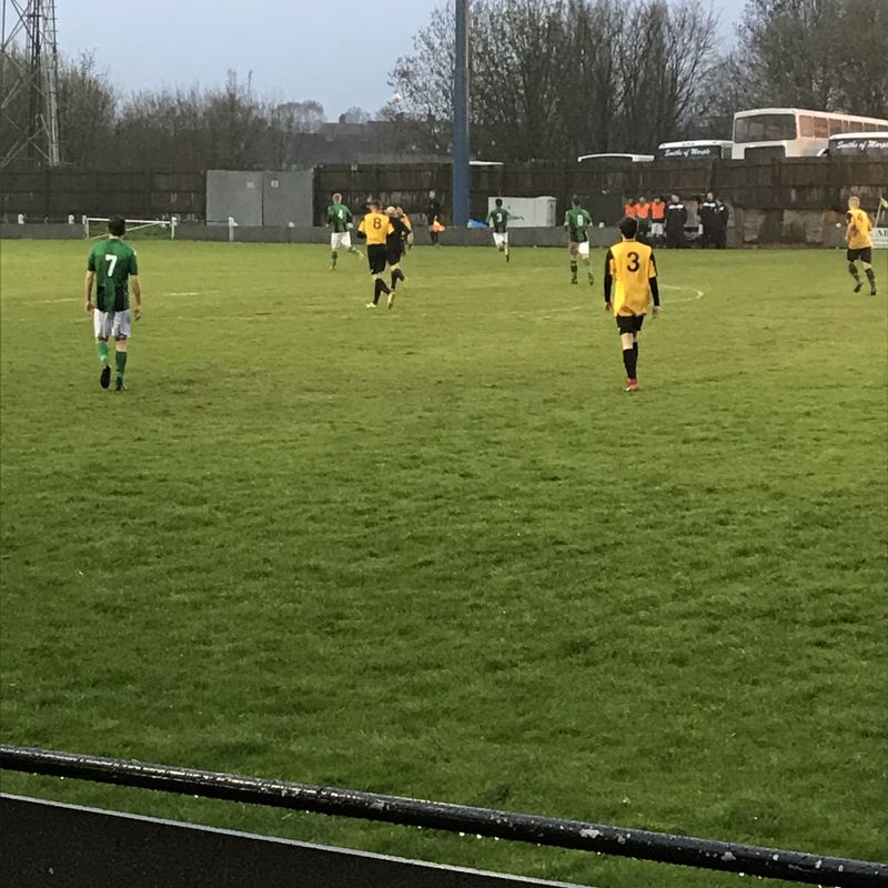 Cheadle come out on top in local derby