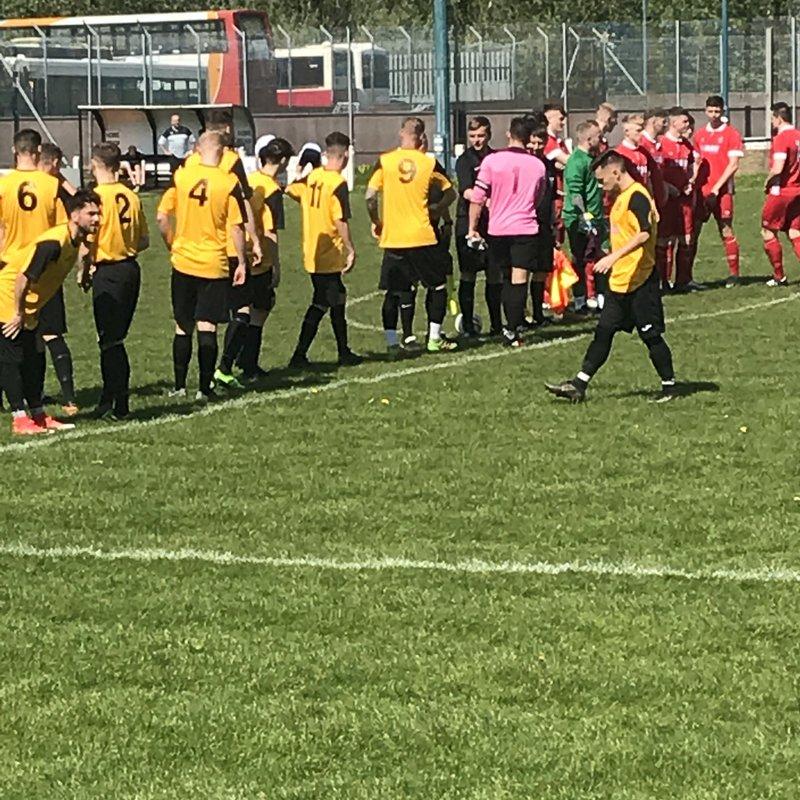 New Mills AFC 2-2 Chadderton