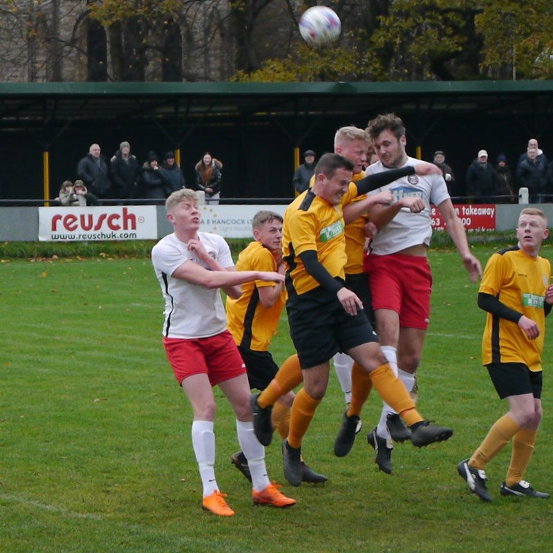 New Mills AFC - 1st Team beat Stone Old Alleynians 3 - 1