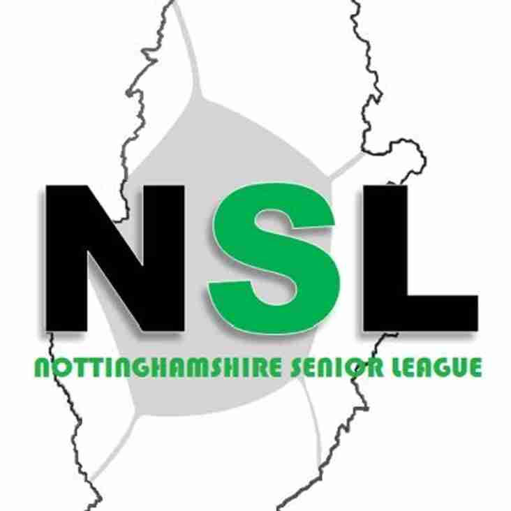 Notts Senior League Round Up